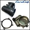 EuroCupGT 82mm GT3 Throttle Body & Plenum Kit for 996 Carrera C4 / C4S