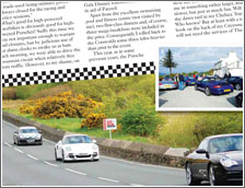 2010 Isle of Man tour review - Porsche Post August 2010