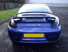 Graham's Porsche 997 C2S