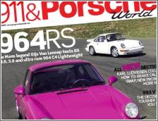 911 & Porsche World July 2009