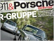 911 & Porsche World August 2009