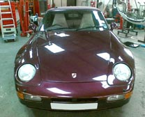 Bijan's 968 Cabriolet
