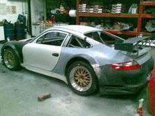 Porsche 997 3.8 RSR - Circuit Endurance Racecar Project