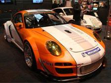 Porscheshop at the Autosport shows