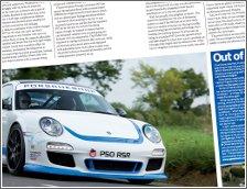 Porscheshop EuroCupGT 997 Carrera S - Total 911 issue 69