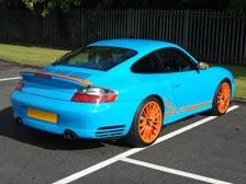 John McIntosh's 996 Turbo