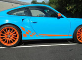 John McIntosh's Porsche 996 Turbo