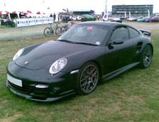 Porsche 997 Turbo Gen-2 Conversions