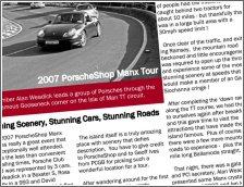 Porsche Club Ireland Newsletter June 2007