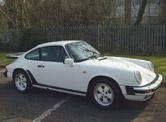 Phil's Porsche 911 3.2 Restoration