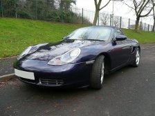 Fifth Gear's Porsche Boxster