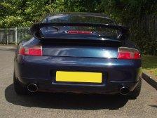 Mark Oldbury's GT3-Style 996