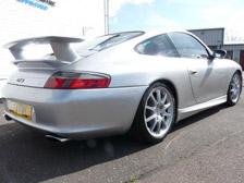 Richard Anthony's 996 GT3 Tribute