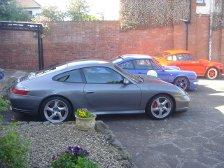 Neil & Julie Sullivan's Porsche
