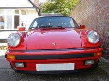 Neil Sullivan's Porsche 911 Turbo