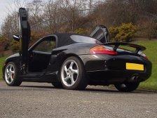 Pete's Porsche Boxster Evo