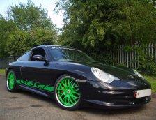 Porsche 911 to GT3 Conversions