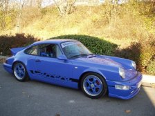 Porscheshop's Porsche 911 RS
