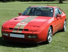 Rick Cannell's Porsche 944