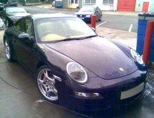 Tom O'Kelly's Porsche 911 (997)