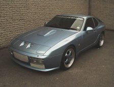 Zia's Porsche 944 Turbo