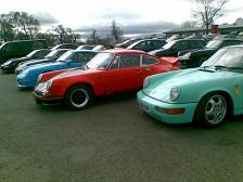Porsche RS Day at Oulton Park