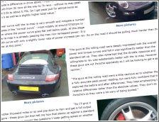 Tom O'Kelly's Porsche 911 (997) Testimonial & Pictures