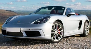Porsche Boxster 718 Parts All Models 2017 Onwards