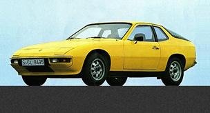 Porsche 924 Body & Trim Parts 1976 to 1989
