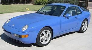Porsche 968 Interior Trim Parts 1992 to 1995