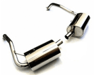 Porsche Boxster 987 Gen 2 Performance Exhausts 2009 to 2012