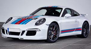 Porsche 991 Performance Parts 2012 Onwards