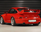 Porsche 993 Body Styling 1994 to 1998