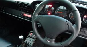 Porsche Air Bag Steering Wheels
