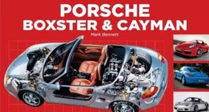 Porsche Boxster, Cayman & Cayenne Books