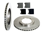 Porsche 996 Brake Packages inc. Pads & Discs 1998 to 2005