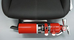 Fire Extinguishers & Extinguisher Mounts