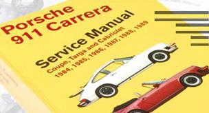 Porsche 911, 964, 993 & 996 Books & Haynes Manuals