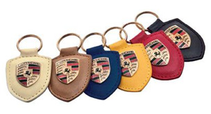 Porsche Keys / Key Caps / Key Fobs