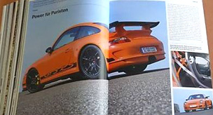 Porsche Magazines, Calendars & Diaries