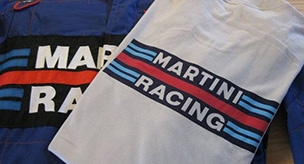 Porsche Martini Clothing & Other Items