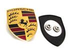 Porsche 924 Badges & Decals 1976 to 1989