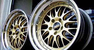 Refurbished Wheels & Second Hand Wheels