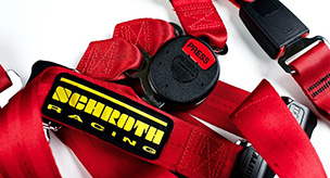 Schroth Racing Harnesses