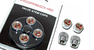 Valve Caps & Valves for Porsche