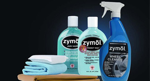 Zymol Cleaning & Conditioning Products