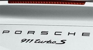 Porsche & Generic Badges