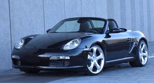 Porsche Boxster 987 Gen 1 Body & Trim Parts 2005 to 2009