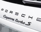 Porsche Cayenne Gen 2 Badges & Decals 2007 to 2010