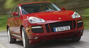 Porsche Cayenne Gen 2 Mechanical Parts 2007 to 2010